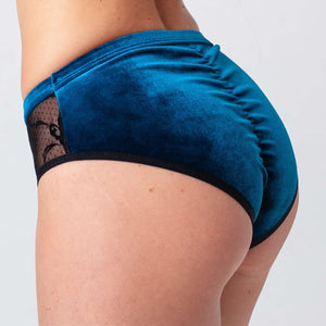 Camelia - Sea Blue Bottom