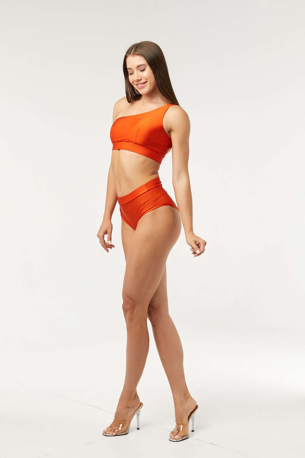 Devi - Autumn Orange Bottom