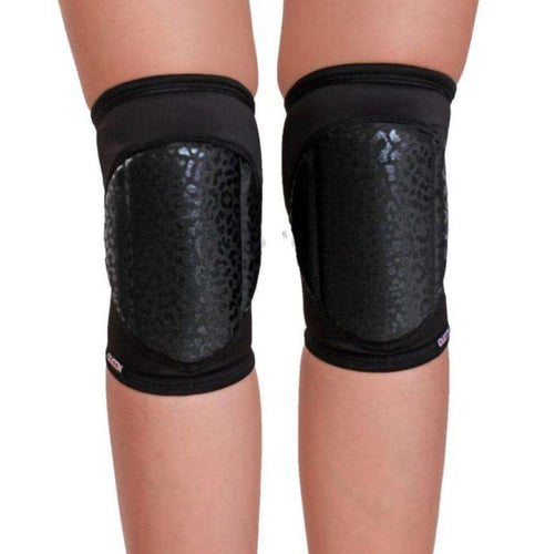 Wild Black Knee Pads with GRIP