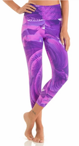 Palermo - Ultra High-Waist 7/8 Eco Legging
