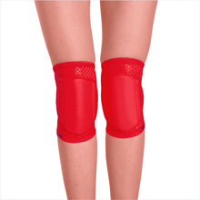 Load image into Gallery viewer, Red Sin Knee Pads with GRIP