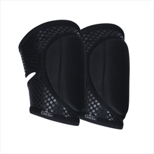 Load image into Gallery viewer, Sleek Black Knee Pads with GRIP