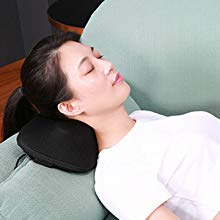 Load image into Gallery viewer, Finesse Fitness Neck and Back Massage Pillow With Infrared Heating