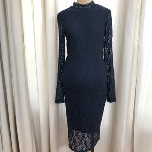 Mamalicious Long Sleeve Dress Size Small