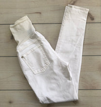 Load image into Gallery viewer, A Pea In The Pod Collection White Jeans Size 30
