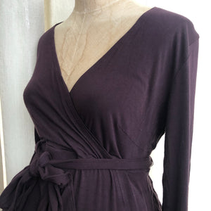 Gap Maternity Faux Wrap Dress Size Small