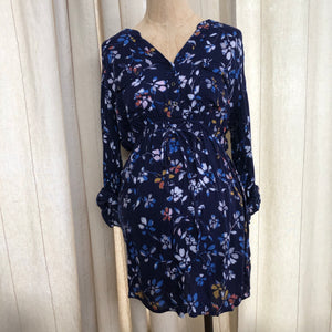 Motherhood Maternity Floral Top Size Medium