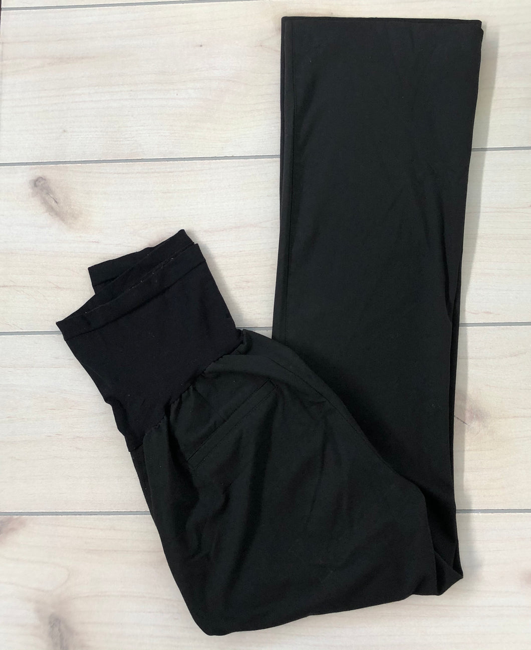 A Pea in The Pod Black Pants Size XS