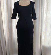 Load image into Gallery viewer, Isabella Oliver Black Dress Size 2
