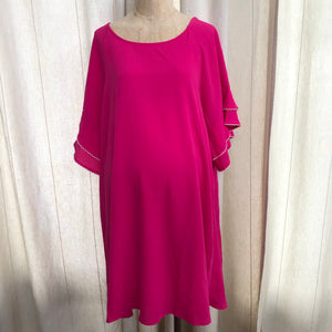 PinkBlush Hot Pink Dress Size Medium