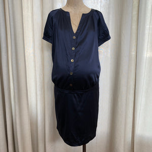 Rosie Pope Silk Dress Size XS