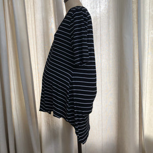 A Pea In The Pod Striped Short Sleeve T Shirt Large