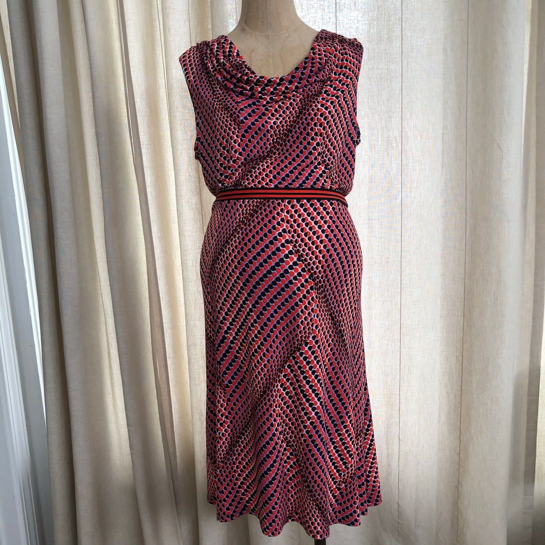 A Pea in The Pod Taylor Dress Size Large