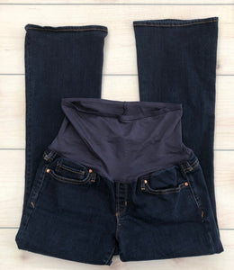 Gap Maternity Sexy Boot Cut Jeans Size 29 8 S
