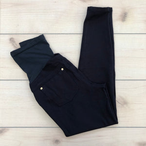 A Pea In The Pod Dark Blue Skinny Pants Size XS