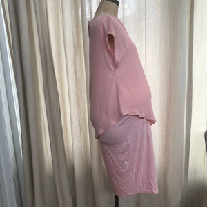 ASOS Pink Dress Size 4