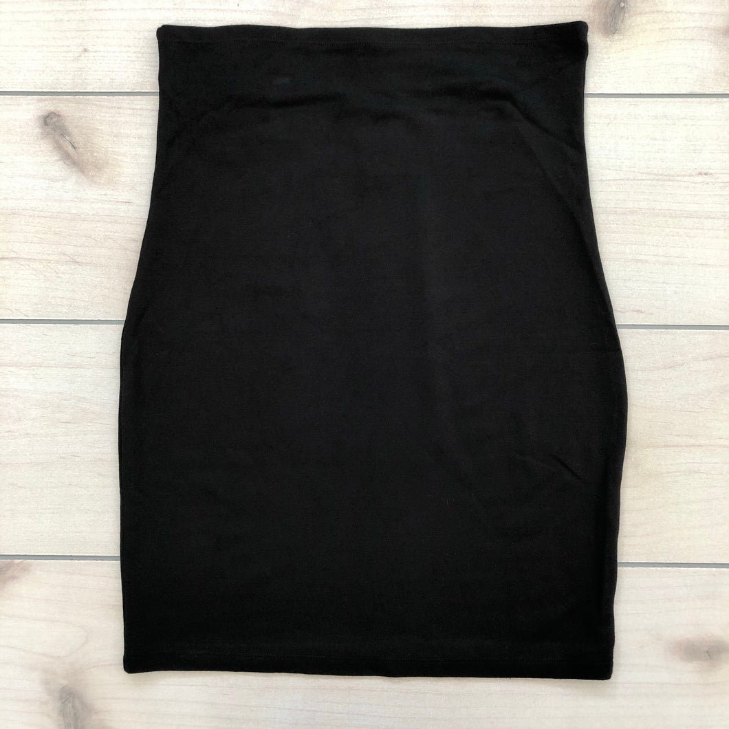 Seraphine Black Stretch Skirt Size Small