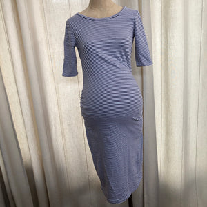 Old Navy Striped Maternity Dress Size XS