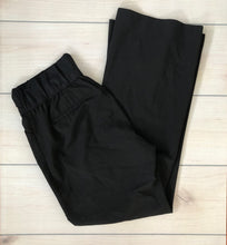 Load image into Gallery viewer, Gap Maternity Black Pants Size 12 R