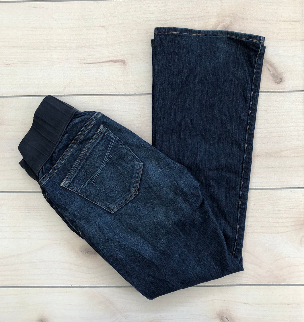Gap Maternity Bootcut Jeans Size 26 2