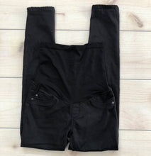 Load image into Gallery viewer, AG Skinny Black Pants Size 25 R
