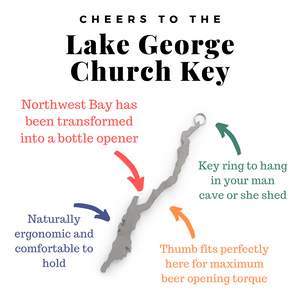 Lake George Church Key