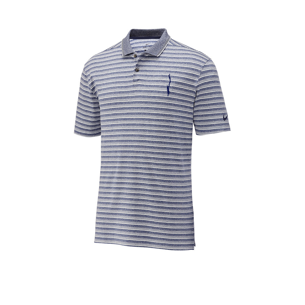 Mens Nike Golf Blue Striped