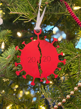 Load image into Gallery viewer, Lake George Covid 2020 Ornament