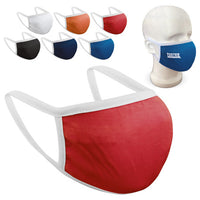 Custom made sublimation masks (500 pcs)