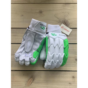 Open image in slideshow, Ayrtek Cricket Decade Edition Cricket Batting Gloves - The Cricket Store