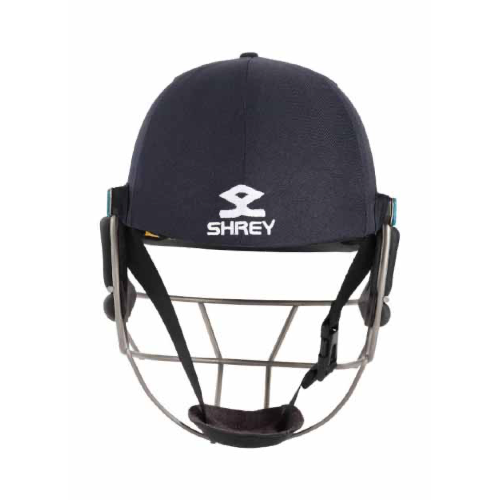 Shrey Sports Master Class Air 2.0 Titanium Cricket Helmet (Navy) as used by Virat Kohli - The Cricket Store (4)