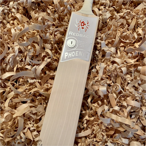 Redback Cricket Pheonix Handcrafted Bespoke English Willow Cricket Bat - The Cricket Store (2)