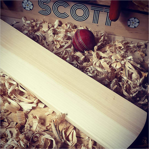 Scott Cricket Bats Custom Handmade English Willow Cricket Bat (4)