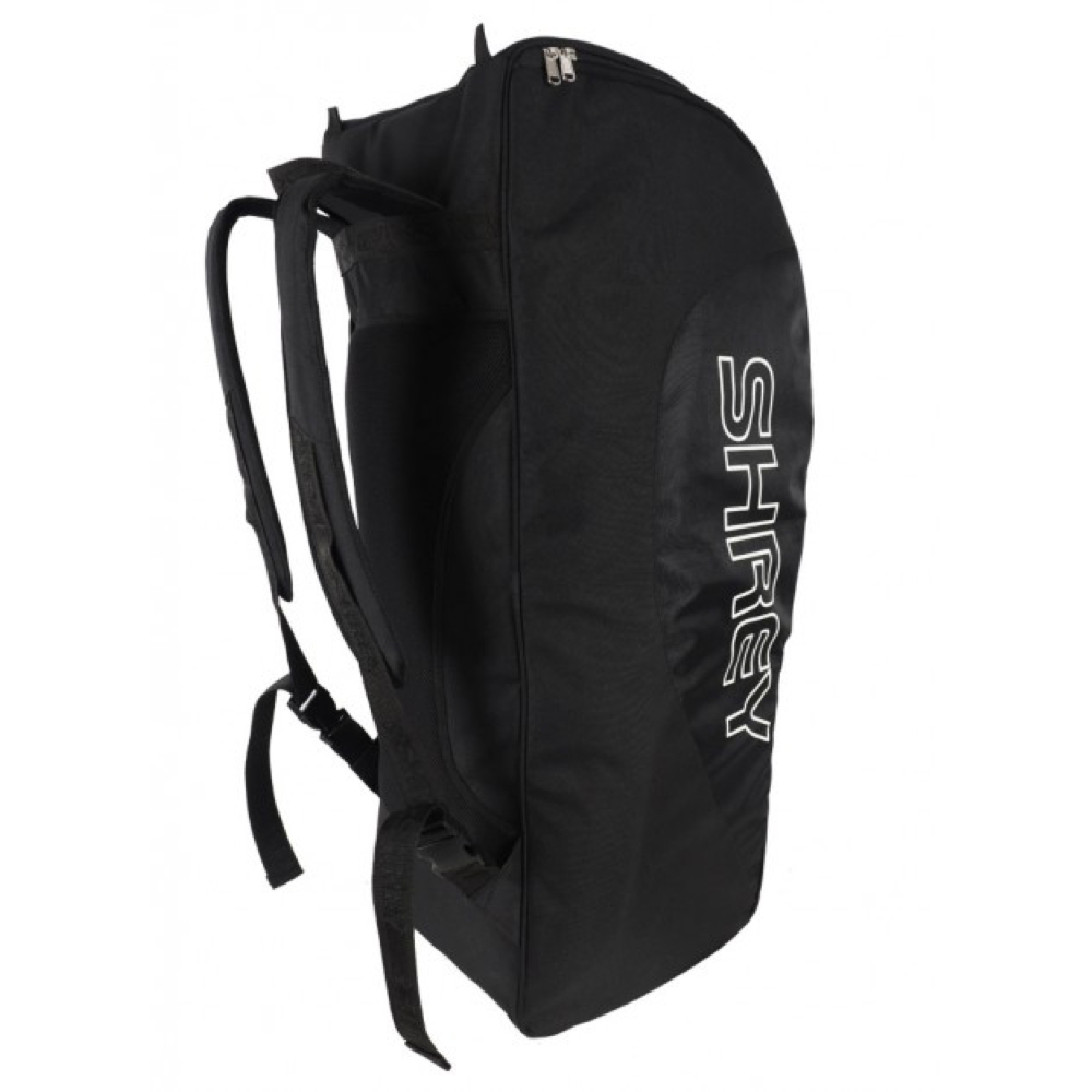 Shrey Black Performance Duffle Bag as used by Virat Kohli - The Cricket Store (2)