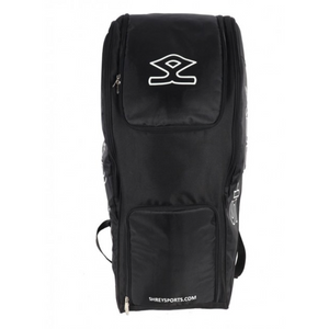Shrey Black Performance Duffle Bag as used by Virat Kohli - The Cricket Store (1)