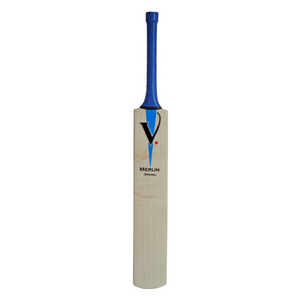Vulcan Merlin Bespoke Handmade English Willow Cricket Bat - The Cricket Store (1)