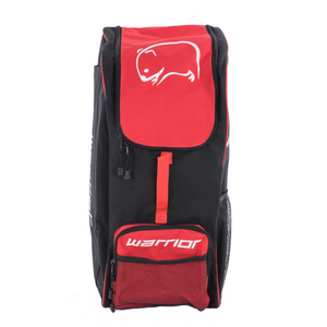 Wombat Cricket Warrior Black & Red Junior Cricket Duffle Bag - The Cricket Store (1)