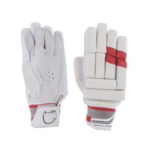 Wombat Cricket Warrior Junior Cricket Batting Gloves - The Cricket Store (1)