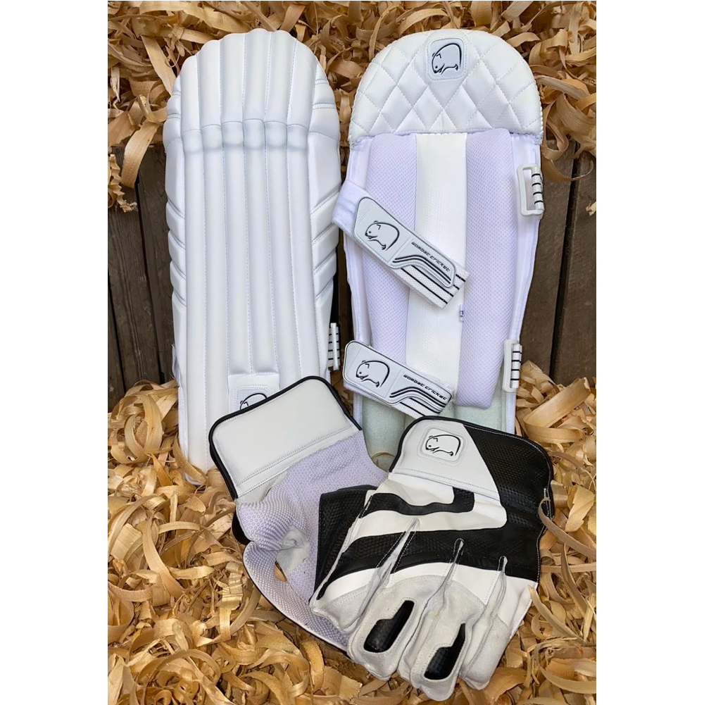 Wombat Cricket Pro Wicket Keeping Pads MK2 - The Cricket Store (2)