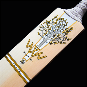 Willow Twin Gold Cricket Bat - The Cricket Store (1)