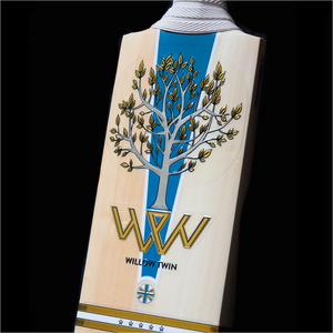 Willow Twin Triton Handmade English Willow Cricket Bat - The Cricket Store (2)