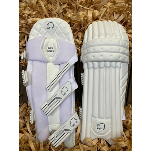 Wombat Cricket Players Pro Traditional Batting Pads MK2 - The Cricket Store (1)
