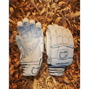 Wombat Cricket Players Pro Batting Gloves MK2 - The Cricket Store (1)