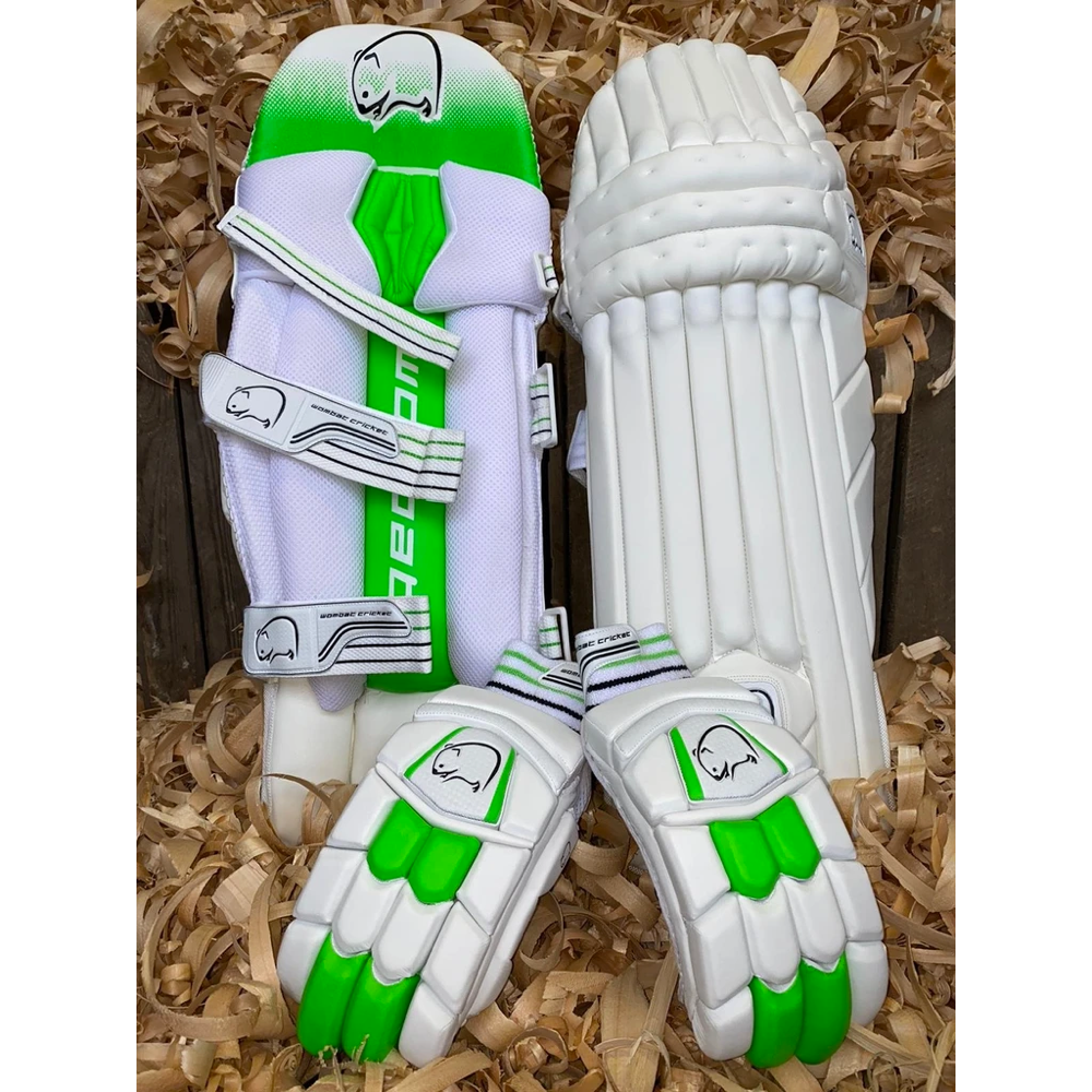 Wombat Cricket Vision Batting Pads MK2 - The Cricket Store (2)