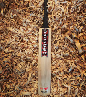Wombat Boughton Limited Edition Handcrafted English Willow Cricket Bat - The Cricket Store (2)