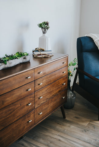 Mid Century Timeless Chest of Drawers Unsplash