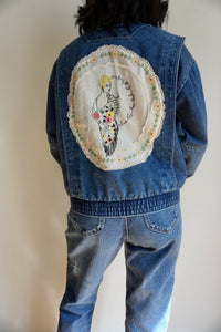 One-of-a-Kind Flapper Girl Jacket
