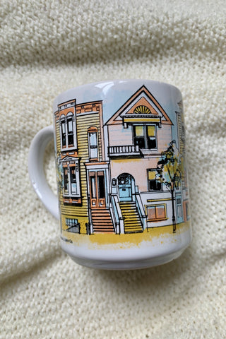1990 San Francisco Homescape Mug