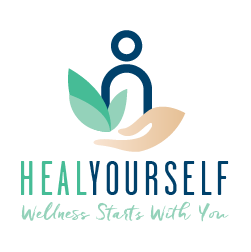 heal yourself logo with link to home page