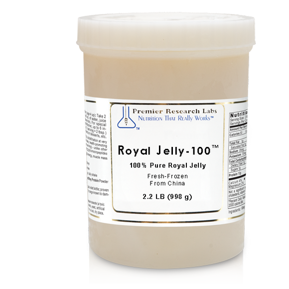 Royal Jelly-100 (2.2 lbs)  (not eligible for discounts)